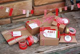cute christmas gift ideas with others washi tape 26