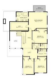 swallowtail 5540 5 bedrooms and 3 5 baths the house designers