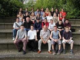 2003 Abschlussklassen 2003 Renataschule Hildesheim