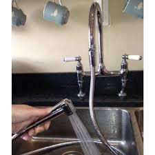 Kitchen Faucet Hose Adapter by Kitchen Sink Shower Attachment