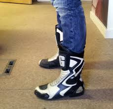 best motorcycle racing boots every motorcycle fashion faux pas ever visordown