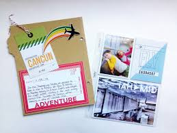 6x8 photo album scraps of shirlee cancun 2014 6x8 mini album part i chichen itza