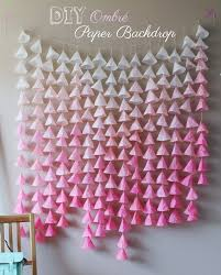 Diy Photo Backdrop Frugal And Nifty Diy Paper Backdrops Backdrops Ombre And Cat