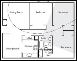 Parkview Apartments Floor Plan Parkview Apartments U2013 Hornet Residential