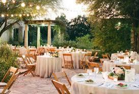 outdoor wedding reception decorations 09 50th wedding