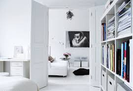 while the simple scandinavian wood furniture in this see why