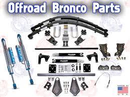 prerunner bronco suspension off road classifieds offroad bronco suspension