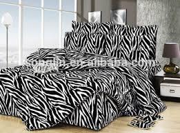 Zebra Print Bedroom Sets Zebra Print 3d King Size Bedding Set Buy King Size Bedroom Sets