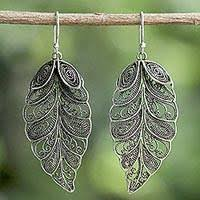 filigree earrings filigree earrings unique filigree earrings at novica