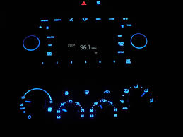 jeep interior lights completed changing my interior lights to blue chrysler 300 forum