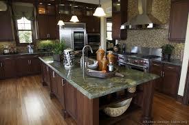 Modern Luxury Kitchen With Granite Countertop Interesting Kitchen Granite Ideas Great Interior Design Plan With