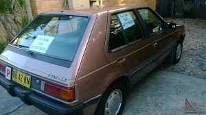 colt gl 1985 5d hatchback 4 sp manual 1 6l carb in west hoxton nsw