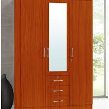 hodedah 4 door cabinet hodedah import 4 door wardrobe with mirror and 3 drawers hoahi45ac