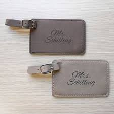 and groom luggage tags personalized mr mrs luggage tags pair gift weddings and wedding