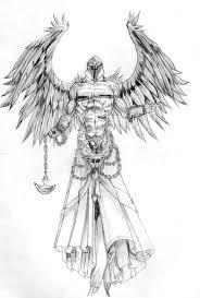 lost art angel warrior by blackchessking on deviantart