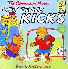 berenstain bears books the berenstain bears get their kicks the best childrens books org