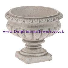 Memorial Vases For Graves Uk Memorial Grave Vases Delphinium Flowers Memorial Grave Pots