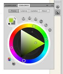 coolorus color picker for photoshop photoshop pinterest