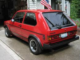 find of the day 1983 one owner mk1 gti vwvortex