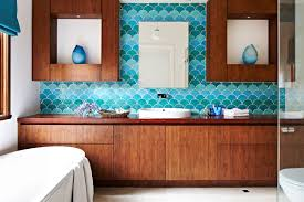 Fish Tiles Kitchen Totally On Trend Fabulous Fish Scale Tiles For The Bath U0026 Kitchen