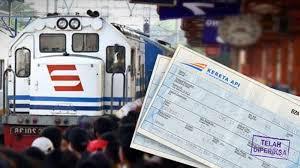 Tiket Kereta Api Promo Tiket Kereta Api Bulan Maret April Harga Rp 70 000 Aja