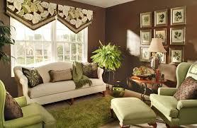 Valances For Living Room Windows by Living Room Mesmerizing Leaves Motives In Valances For Living Room