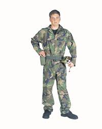 Army Costume Halloween Camouflage Commando Army Military Costume Costume Shop