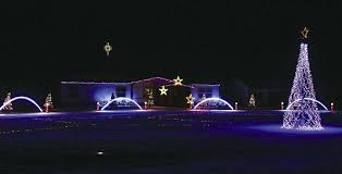 light shows to dazzle the holidays