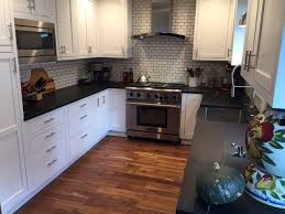 White Kitchen Cabinets With Soapstone Countertops Churchill Reserve Soapstone Countertops Apron Front Stainless