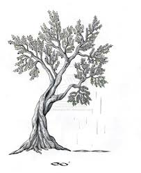 whimsical tree search tree tattoos