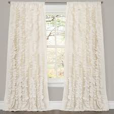 white ruffle curtains uk curtains gallery