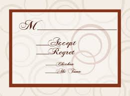wedding invitation response card wedding invitation and response card wording the wedding