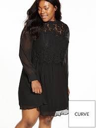 plus size dresses shop plus size party dresses very co uk