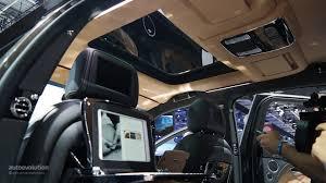bentley mulsanne executive interior update 2015 bentley mulsanne speed shows up at paris motor show
