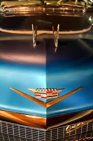1956 cadillac eldorado biarritz convertible ornament and
