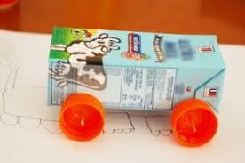 membuat mainan dr barang bekas membuat kereta mainan bertenaga angin oleh asyik belajar di rumah