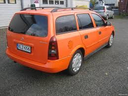 opel astra 1 6 twinport comfort caravan station wagon 2004 used