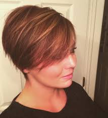 short hair fat oblong face 25 beautiful short haircuts for round faces 2017