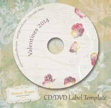 cd dvd label template vintage newspaper by rakusiadesigns 5 00