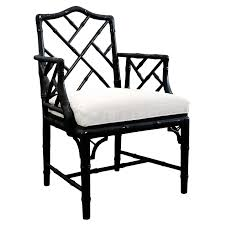 sedie chippendale jonathan adler chippendale arm chair black zincdoor chair