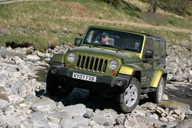 ww2 jeep side view jeep wrangler hardtop review 2007 parkers