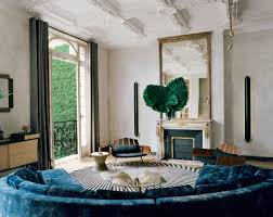 the design firm u0027s 19th century paris apartment is injected with a