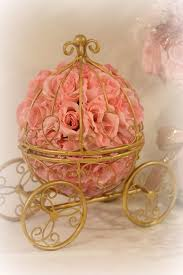 princess carriage centerpiece 216 best princess party images on princess party baby