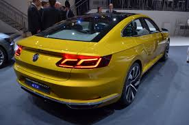volkswagen sports cars volkswagen sport coupe gte concept video first look autoguide