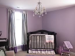 ideas purple nursery ideas