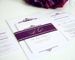 Purple Wedding Invitations 29 Purple Wedding Invitations Vizio Wedding