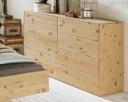 Schlafzimmer Holz Zirbe Kommode