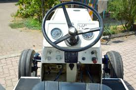 lamborghini tractor 1979 lamborghini tractor r 754 one owner from new coys of