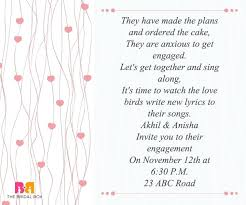 engagement party invitation wording engagement invitations wording 2314 and engagement party