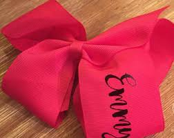 custom hair bows custom hair bows etsy
